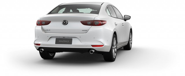 2021 Mazda 3 BP G20 Touring Sedan Sedan Mobile Image 14