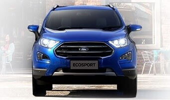 EcoSport Fit In Just About Anywhere