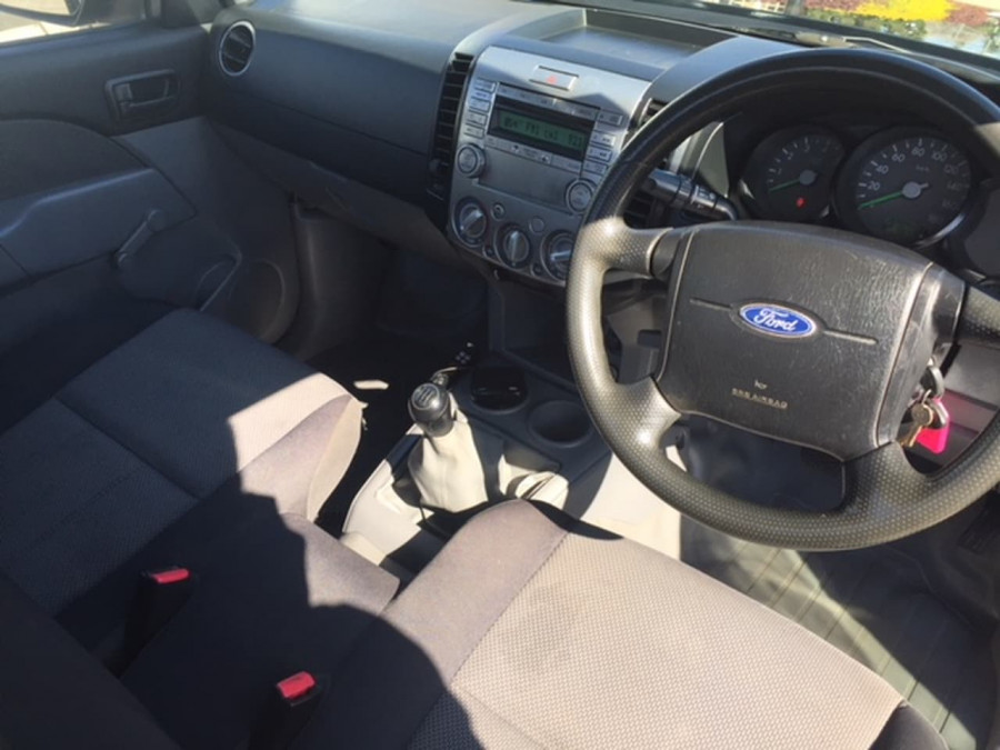 2006 Ford Ranger PJ XL Utility