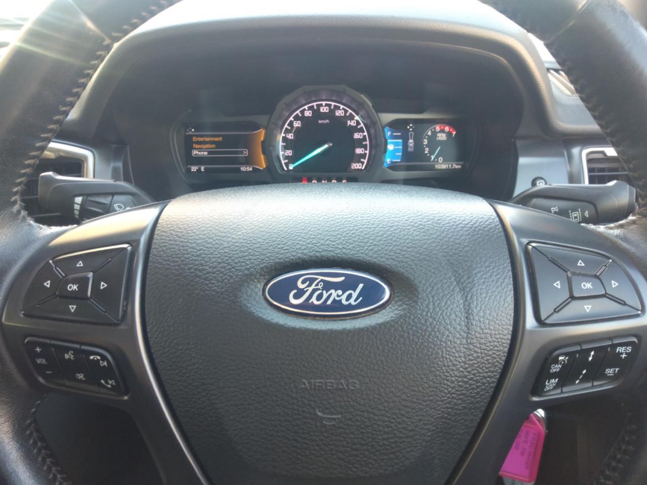 2017 Ford Ranger PX MKII XLT Utility Image 16