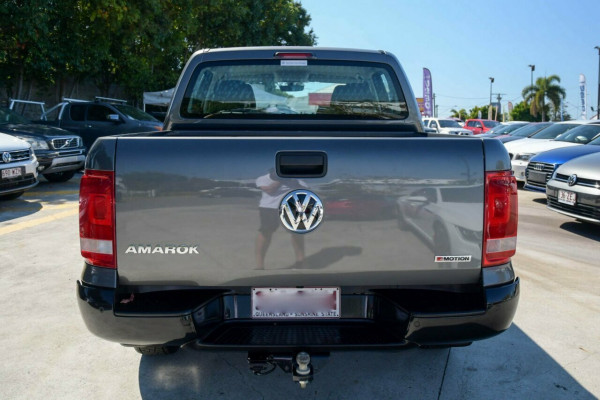 2019 Volkswagen Amarok 2H MY19 TDI420 4MOTION Perm Core Utility Image 3