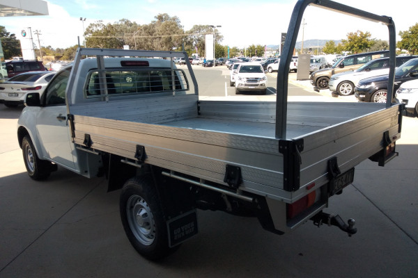 2019 Isuzu UTE D-MAX SX Single Cab Chassis High-Ride 4x2 Cab chassis Mobile Image 8