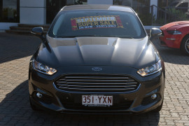 2018 MY18.75 Ford Mondeo MD Ambiente Hatch Hatch Image 2