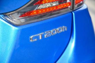 2017 MY16 Lexus Ct ZWA10R  CT200h F CT200h - F Sport Hatchback image 6