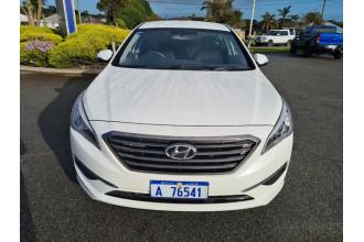 2015 MY16 Hyundai Sonata LF  Elite Sedan Image 2