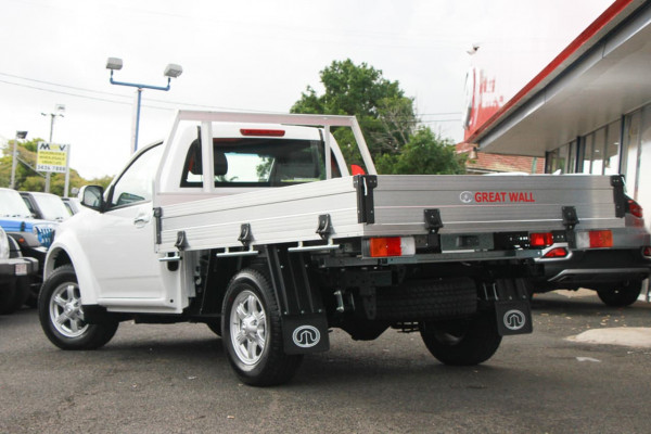 2018 Great Wall Steed K2 Single Cab Cab chassis Image 3