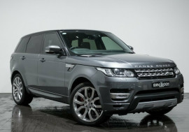 Land Rover Range Rover Sport SDV6 CommandShift Autobiography L494 15.5MY