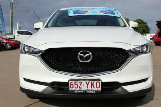 2018 Mazda CX-5 KF2W7A Maxx SKYACTIV-Drive FWD Sport Suv Image 3