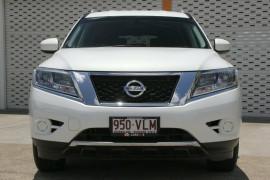 2013 MY14 Nissan Pathfinder R52 MY14 ST X-tronic 4WD Wagon