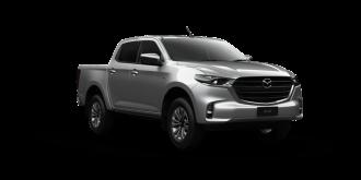 2020 MY21 Mazda BT-50 TF XT 4x4 Pickup Utility crew cab image 6