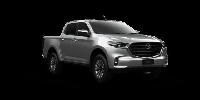 2020 MY21 Mazda BT-50 TF XT 4x4 Pickup Utility crew cab Mobile Image 6