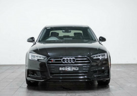 2018 Audi S4 B9 8W MY18 Tiptronic Quattro Sedan