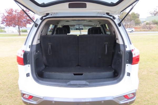 2018 MY17 Isuzu Ute MU-X MY17 LS-T Wagon Mobile Image 7