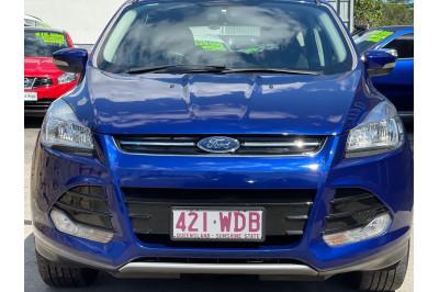 2015 Ford Kuga TF MkII MY16 Ambiente Wagon Image 5