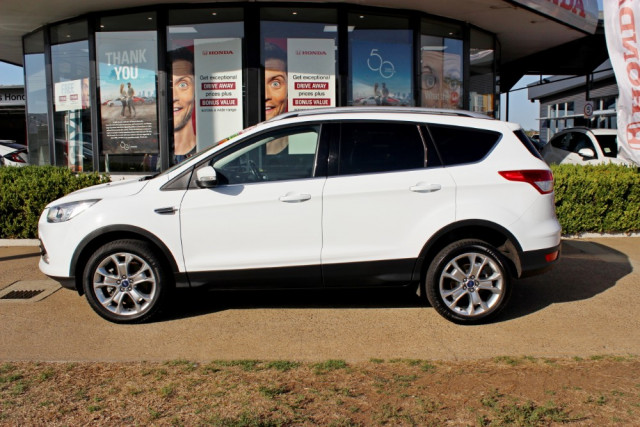 2015 MY16 Ford Kuga TF  Trend Wagon Image 5