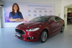 2016 Ford Mondeo MD TITANIUM Hatch