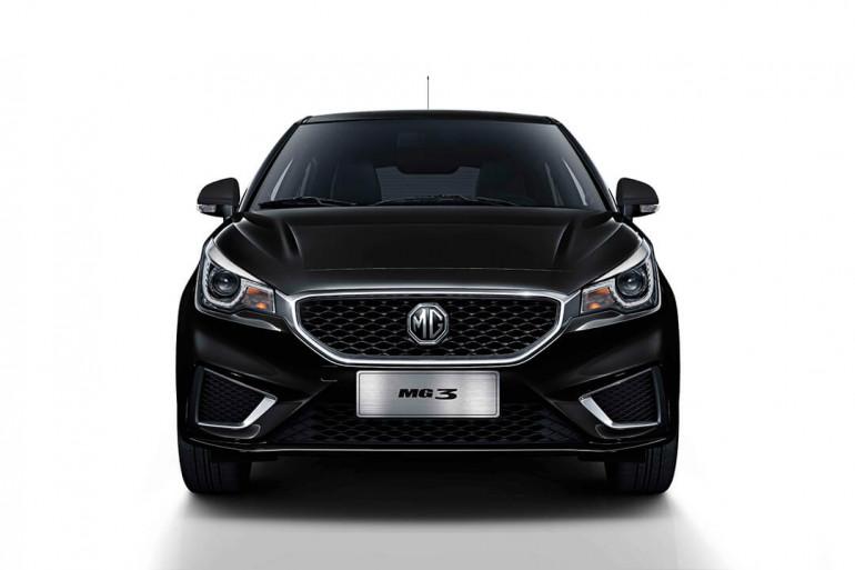 2020 MG MG3 SZP1 Excite Hatchback Image 3