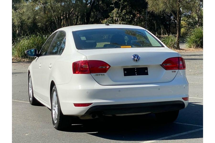 2012 MY13 Volkswagen Jetta 1B MY13 118TSI DSG Comfortline Sedan