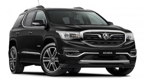 2019 Holden Acadia -- LTZ-V Suv