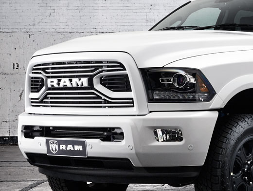 Laramie 2500 Sport Appearance Exterior Styling