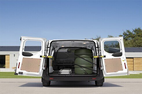 Transit Cab Chassis Load Adaptive Control