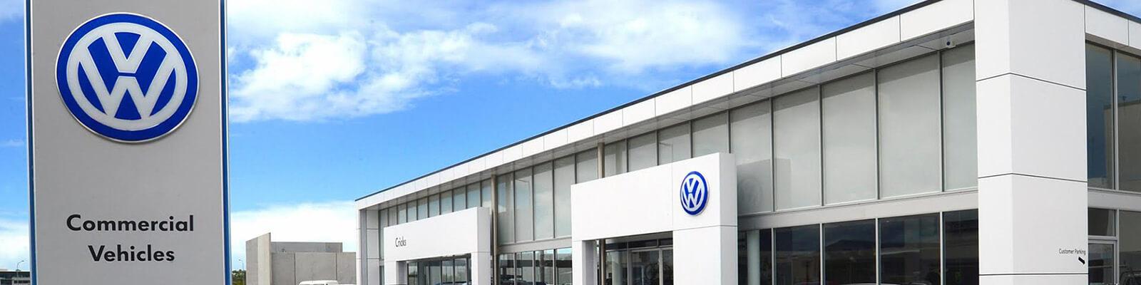 Cricks Maroochydore Volkswagen