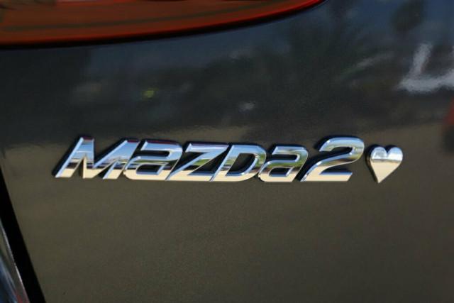 2015 Mazda 2 DJ2HA6 Neo SKYACTIV-MT Hatchback Image 10