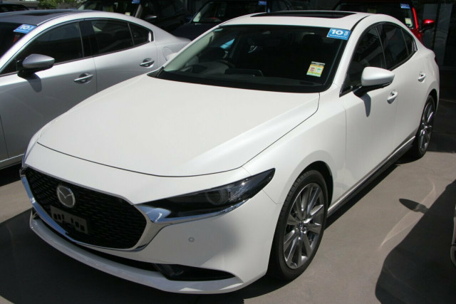 2019 MY20 Mazda 3 BP G25 Astina Sedan Sedan Image 3