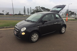 2015 Fiat 500 Se Pop Hatchback