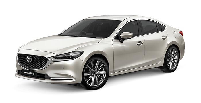 2018 Mazda 6 GL Series GT Sedan Other