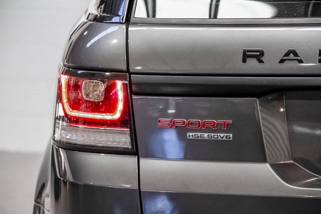 2016 Land Rover Range Rover Sport L494 MY16.5 SDV6 HSE Dynamic Suv Image 18