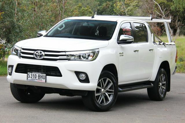 2015 Toyota Hilux GUN126R SR5 Double Cab Utility