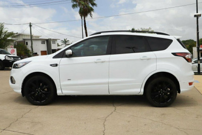 2018 MY18.75 Ford Escape ZG MY18.75 ST-Line Suv Image 4