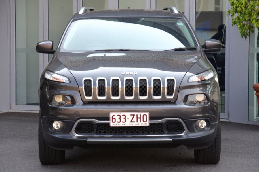 2015 Jeep Cherokee KL Limited Suv Image 2