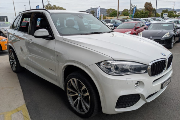 2016 BMW X5 Series F15 SDRIVE25D Wagon Image 4