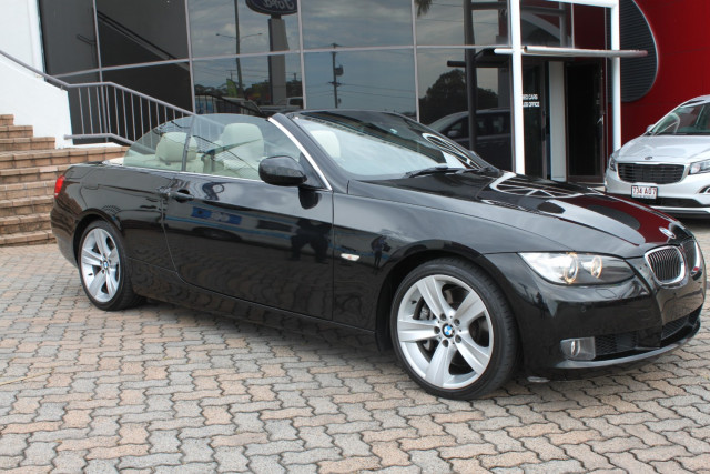 2009 MY09.5 BMW 3 Series E93 MY09.5 335i Convertible Image 4