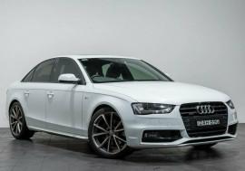 Audi A4 S Line S tronic quattro B8 8K MY15