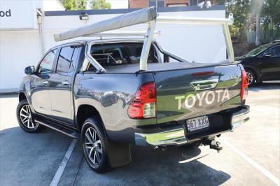 2017 Toyota HiLux GUN126R SR5 Utility Image 2