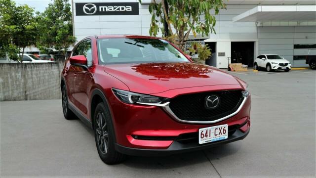 2021 Mazda CX-5 KF Series GT Suv Mobile Image 2