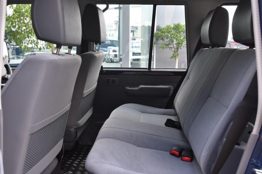 2019 Toyota Landcruiser VDJ76R GXL Suv Image 7