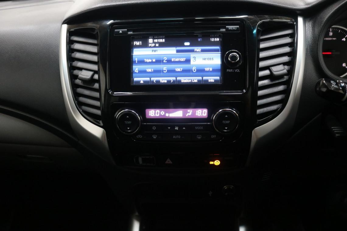 2016 Mitsubishi Triton MQ MY16 GLS Utility Image 11