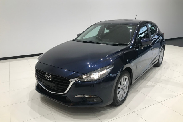 2017 Mazda 3 BN5478 Maxx Hatch