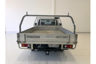 2011 Mazda BT-50 B2500 Boss Turb DX Cab chassis Image 5
