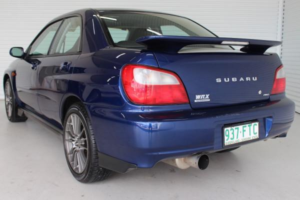 2000 MY01 Subaru Impreza S MY01 WRX Sedan