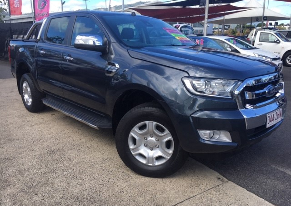 2016 Ford Ranger PX MkII XLT Utility - dual cab
