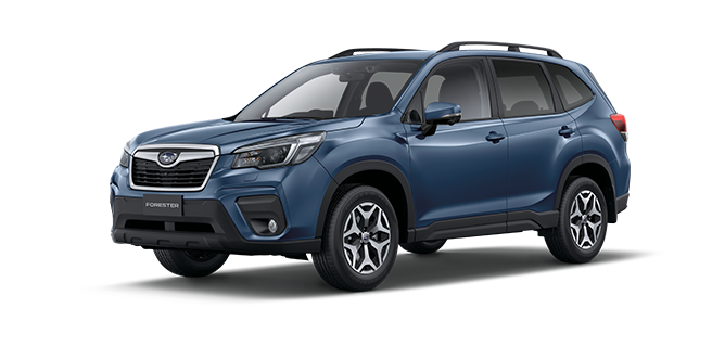 2020 MY21 Subaru Forester S5 2.5i-L AWD Suv