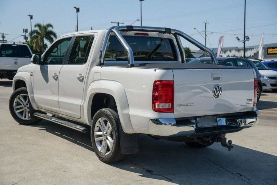 2015 Volkswagen Amarok 2H MY15 TDI420 4Motion Perm Ultimate Utility