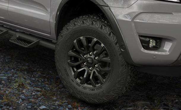 Ranger FX4 MAX BFGoodrich All-Terrain Tyres with 17