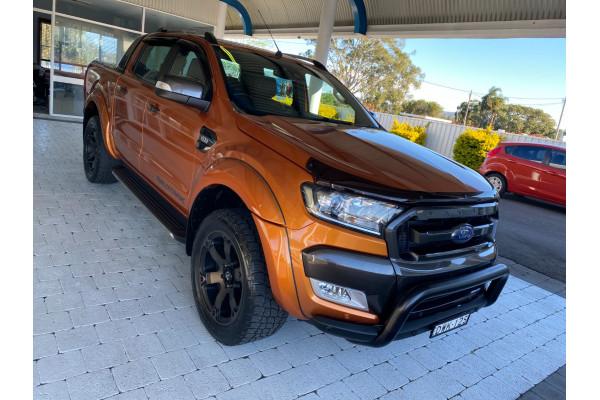2018 Ford Ranger PX MkII  Wildtrak Ute Image 4