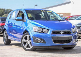 Holden Barina CD R Pack TM MY16